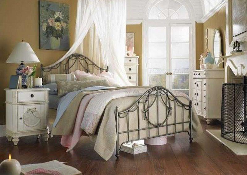 Camera da letto stile rustico , consigli per arredarla | Hi ...