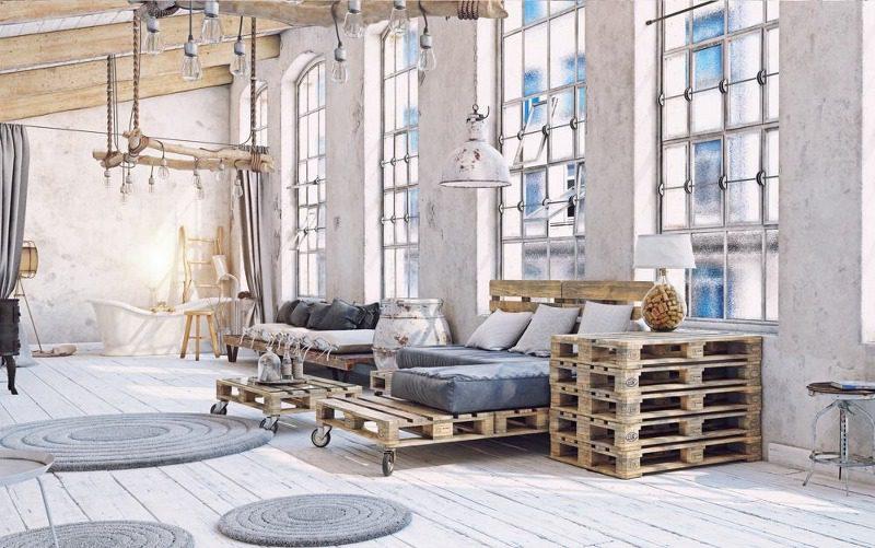 Materiali Di Recupero 5 Motivi Per Arredare O Ristrutturare Casa